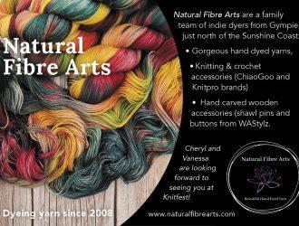 NaturalFibreArts Knitfest 2021 Ad WEB